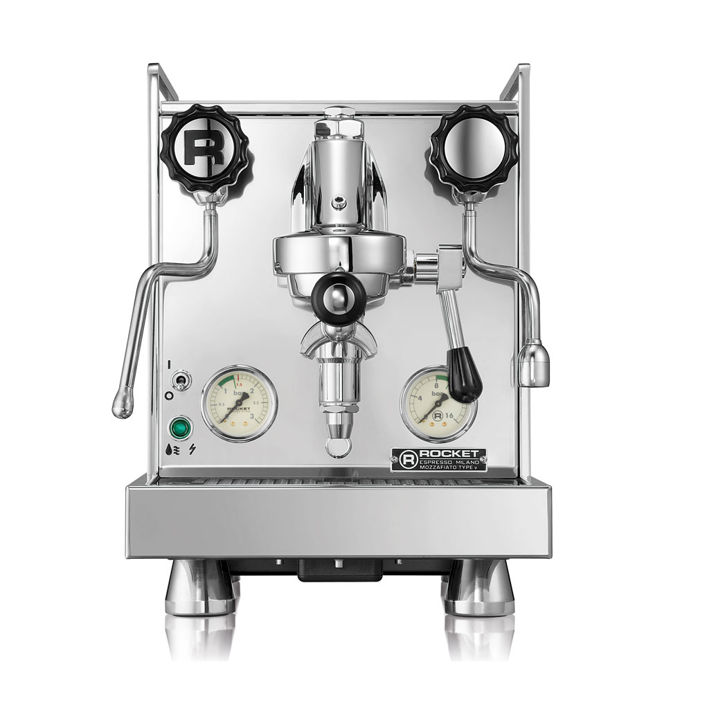 Rocket Espresso Milano Mozzafiato TYPE V -Sets