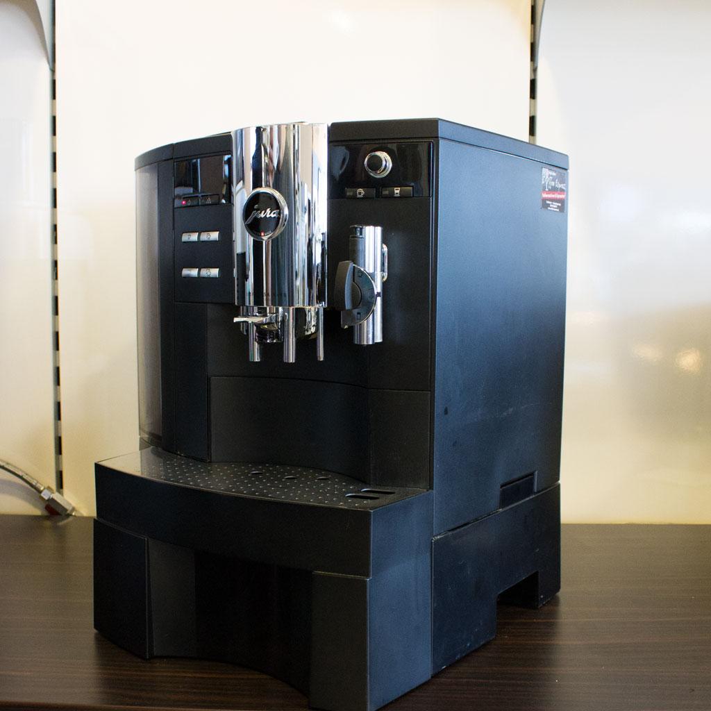 jura impressa xs90 gebraucht technsich top zustand coffee espress. Black Bedroom Furniture Sets. Home Design Ideas